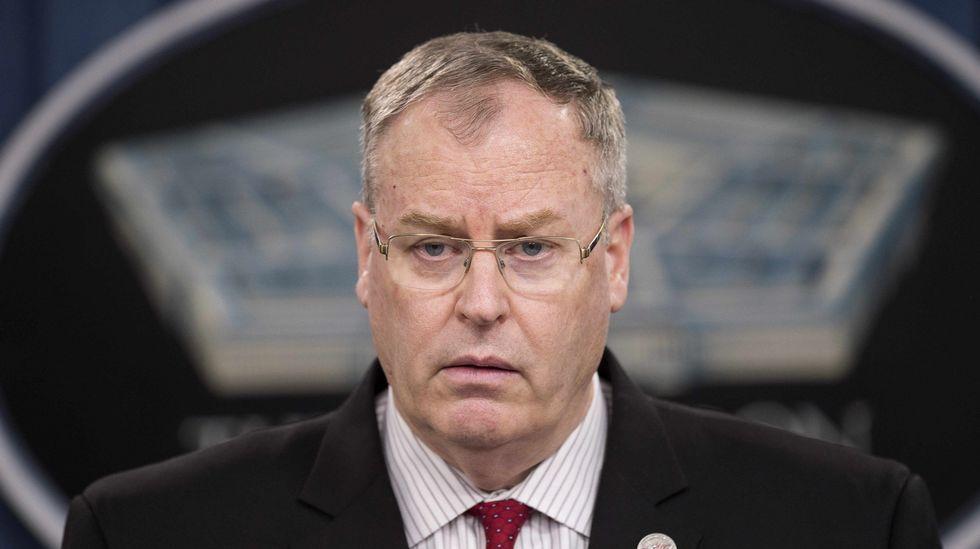 .Bob Work, vicesecretario de Estado de Defensa