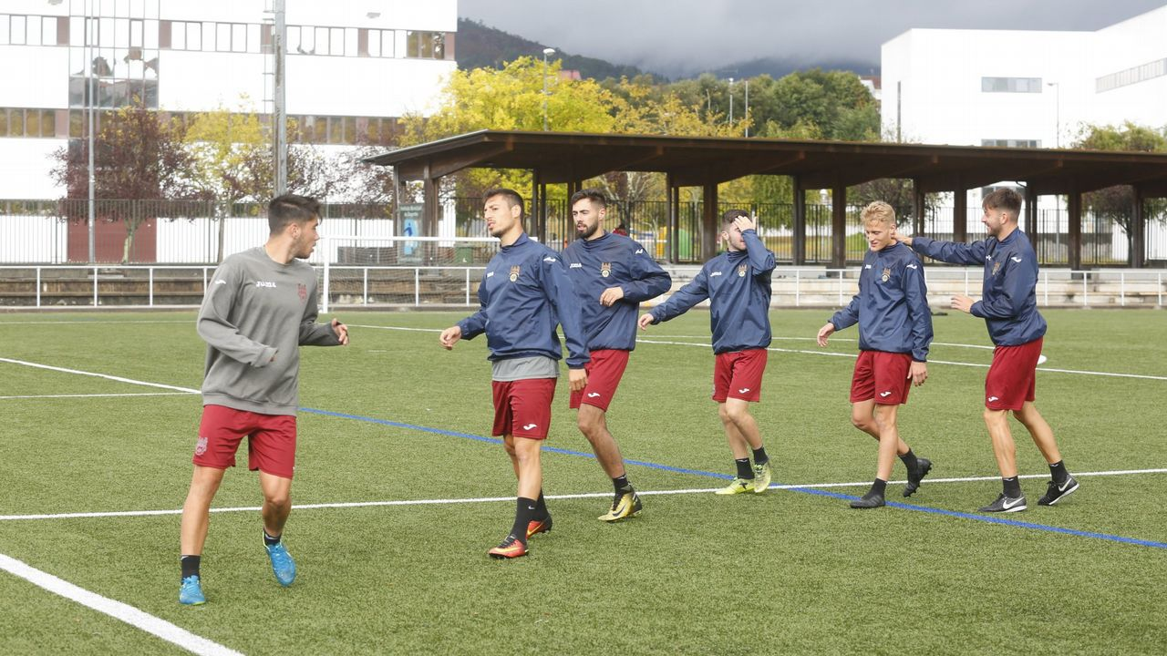Intensidad sin goles en Pasarón