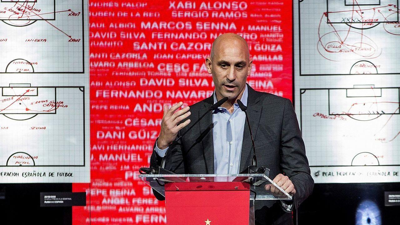 Luis Enrique hace balance de sus primeros meses como seleccionador