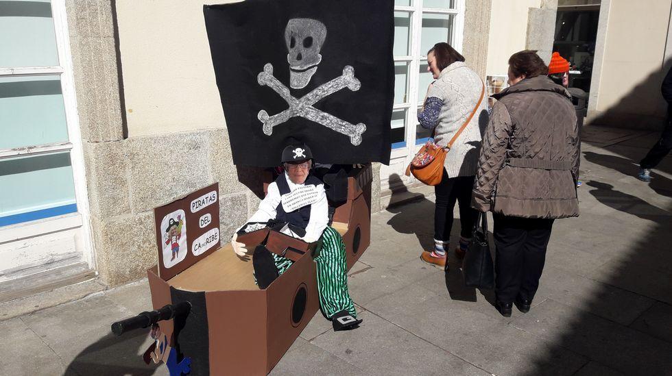 No Cardeal navegaron unhas comadres piratas