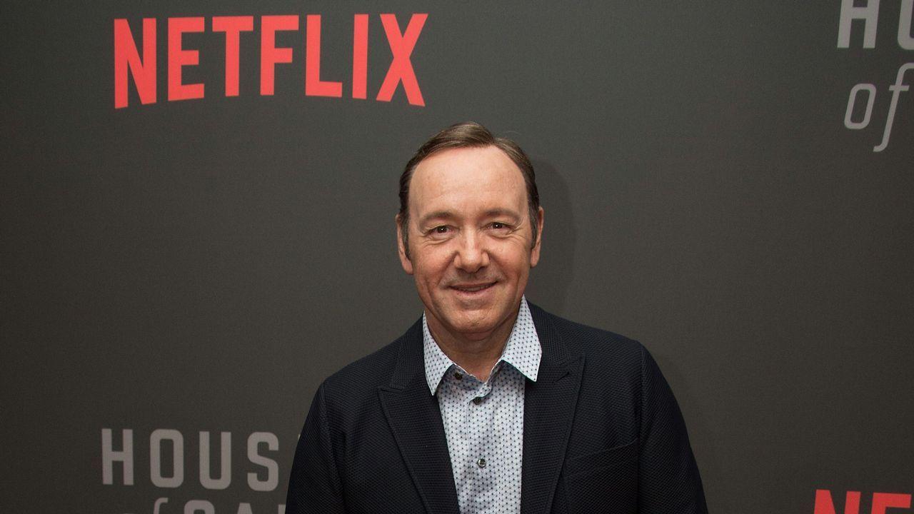 Netflix corta toda la relación con Kevin Spacey por las denuncias de acoso sexual.