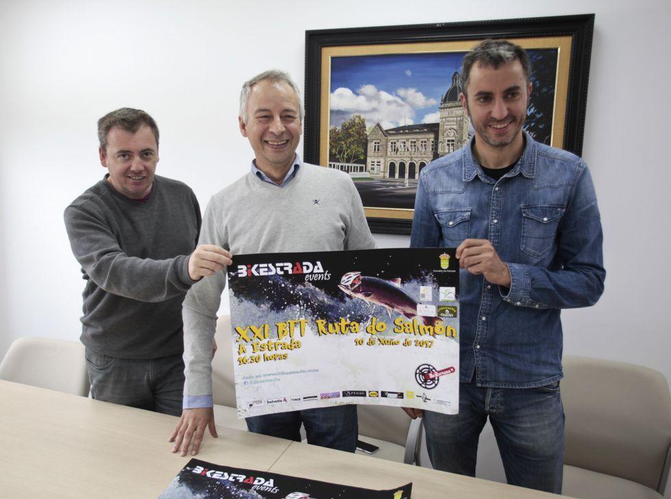 El Campeonato de España de Triatlóntiñe de color a Pontevedra