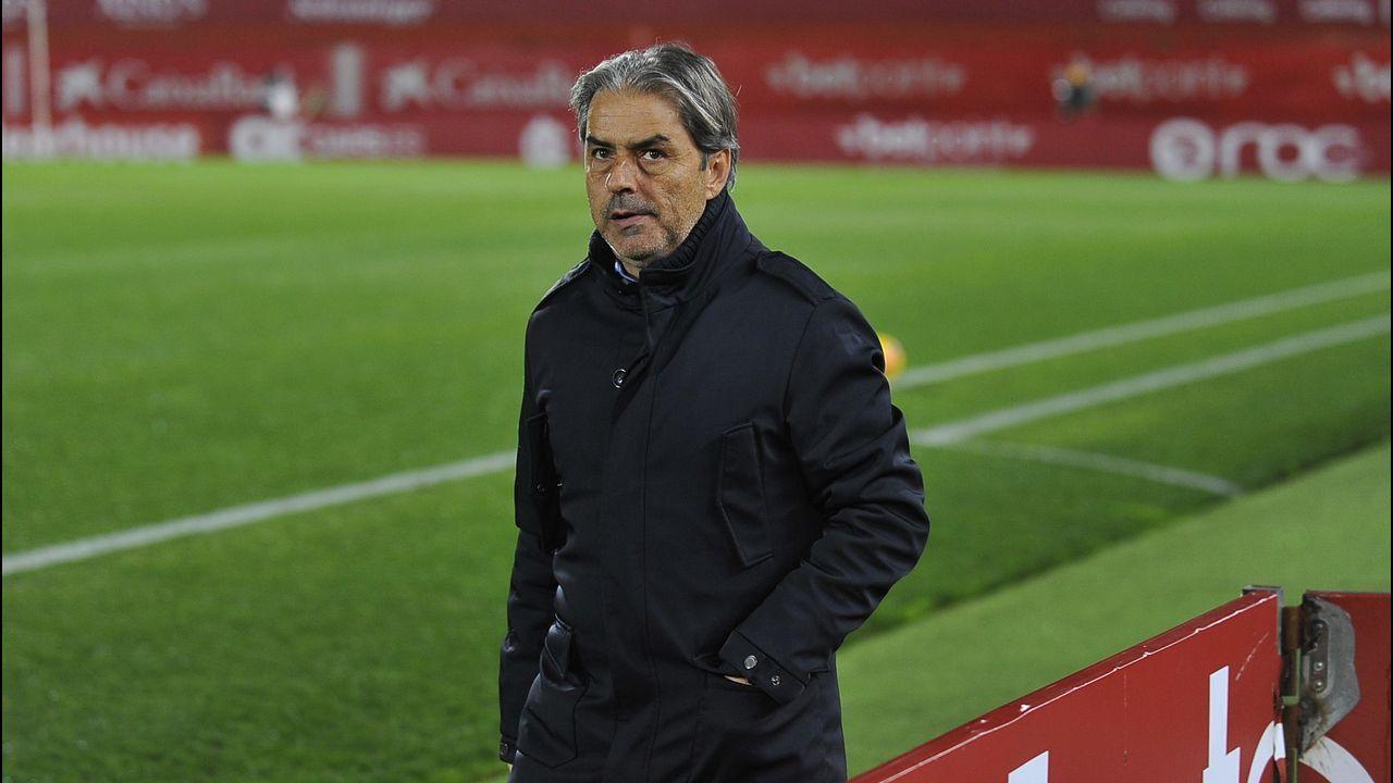 Tejera Boateng Jose Mari Cadiz Real Oviedo Carranza.El Deportivo está obligado a reaccionar el domingo en el inicio de la segunda vuelta