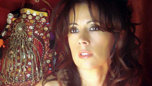 La cantante ovetense Cristina del Valle