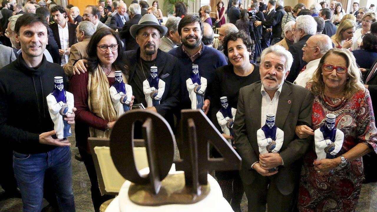 Os Premios da Critica de Galicia xa suman corenta anos distinguindo a creación no país