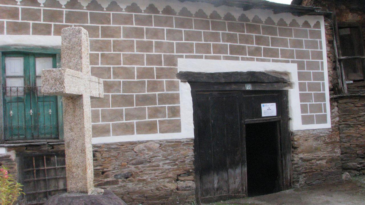 Los protagonistas de la sequía en Galicia
