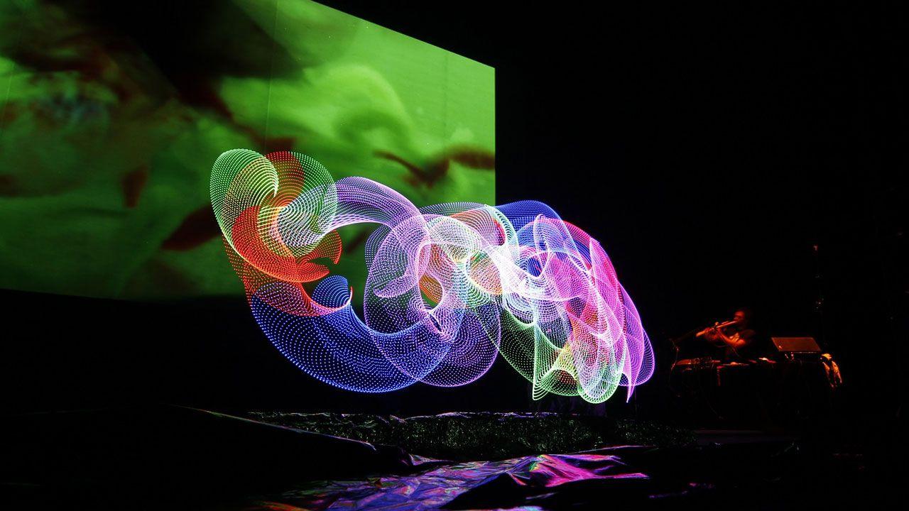 «Buceando el cielo», de Hipnótica Circo Teatro