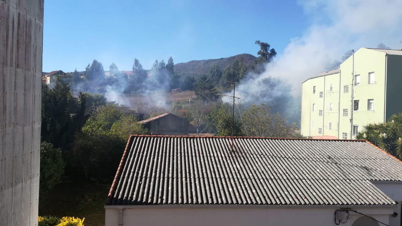 El GRS, un caballo de batalla frente al narco, el terrorismo y los incendios.Manuel Ángel Rodríguez, vecino de Chandebrito, recuerda los sucesos de hace un año