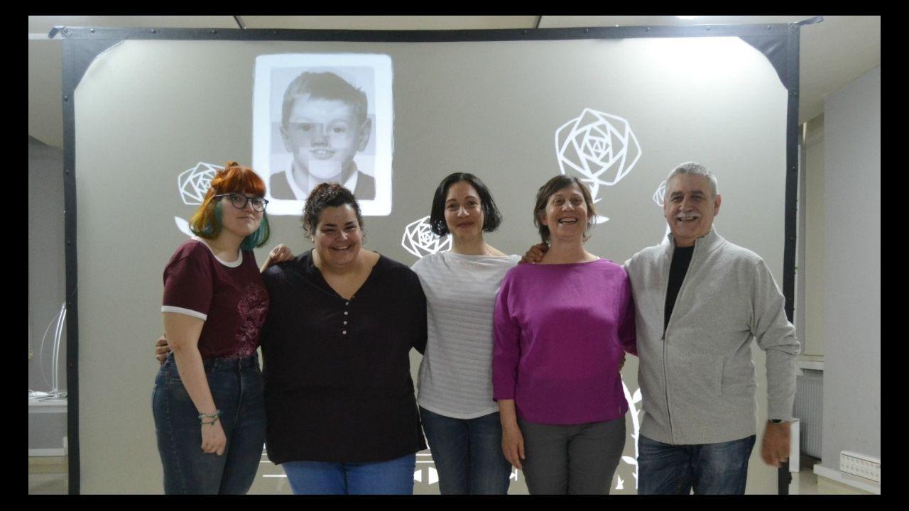 La escritora italiana Elisabetta Gnone, autora de la exitosa saga «Fairy Oak», duante la entrevista concedida a Efe con motivo de su visita al Festival de Terror, Fantasía y Ciencia Ficción «Celsius 232» de Avilés
