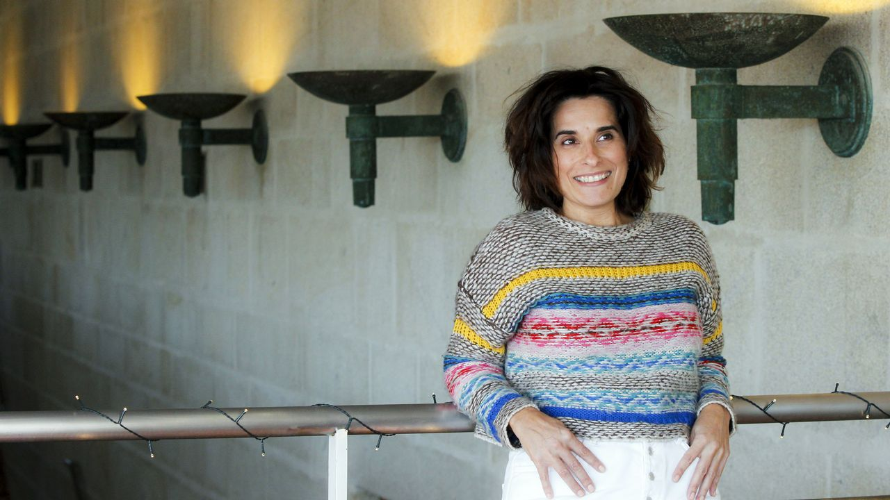 La cantante Cristina Branco asegura que ahora se siente «más fadista que nunca»