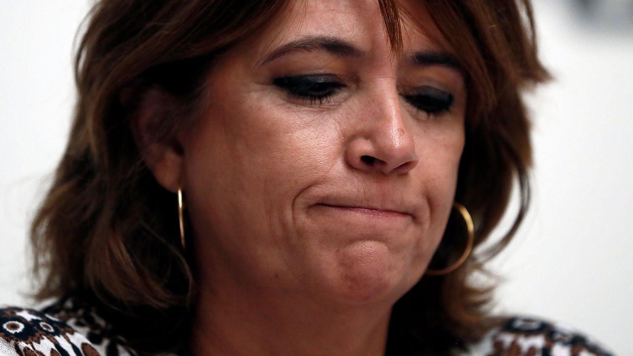Crece la presión pero la ministra de Justicia no dimite.Gómez-Reino en una imagen de archivo en el Congreso de los Diputados