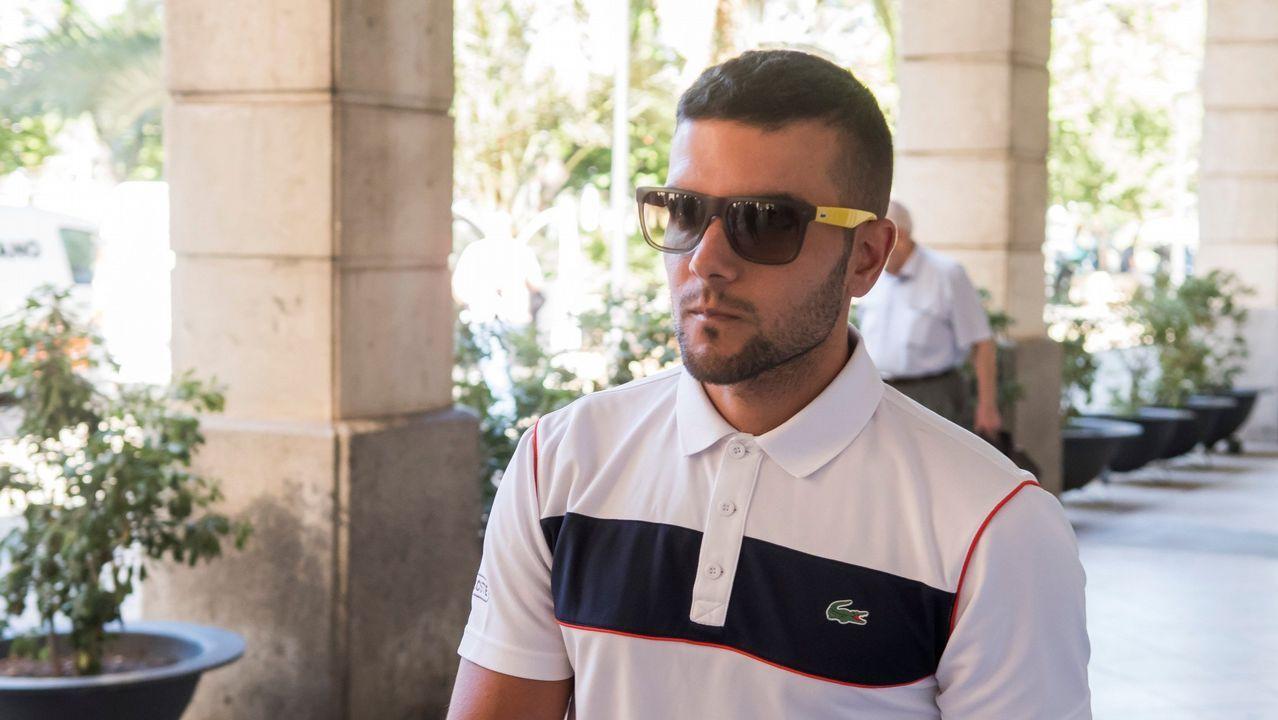Detenido por robo y agresión un integrante de La Manada