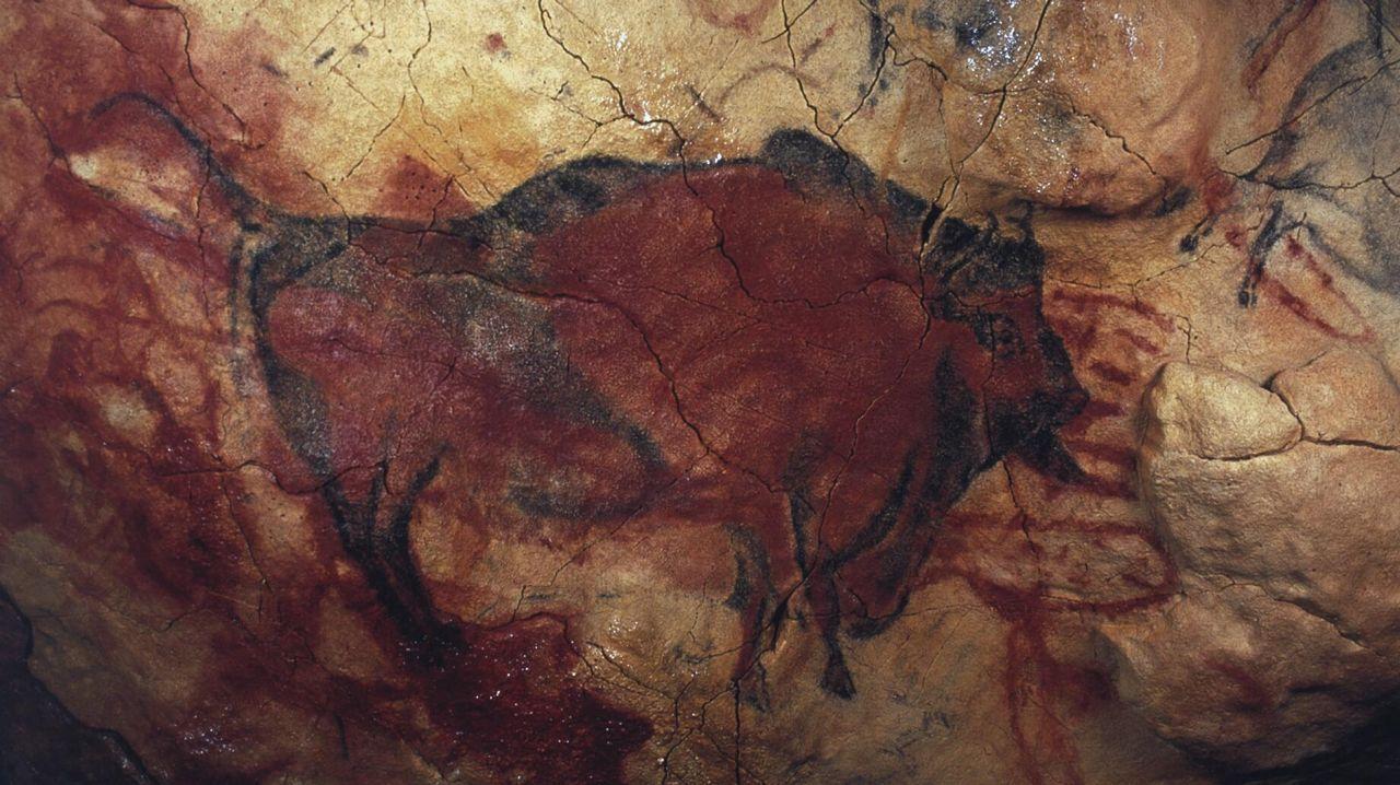 La Cueva de Altamira, el tesoro que descubrió una niña