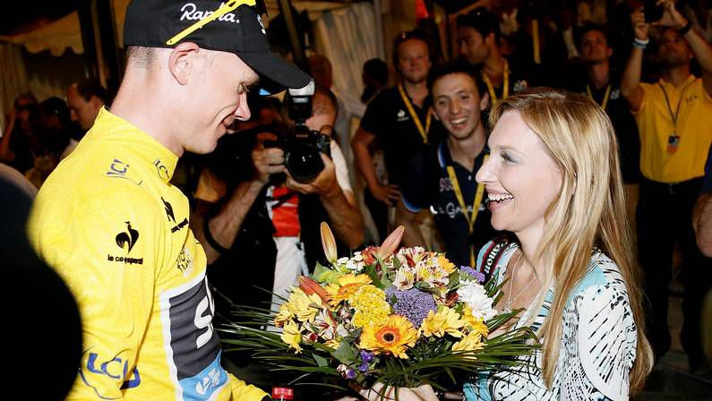 Purito ganó la contrarreloj entre Cambados y Pontevedra de la pasada edición de la Vuelta.