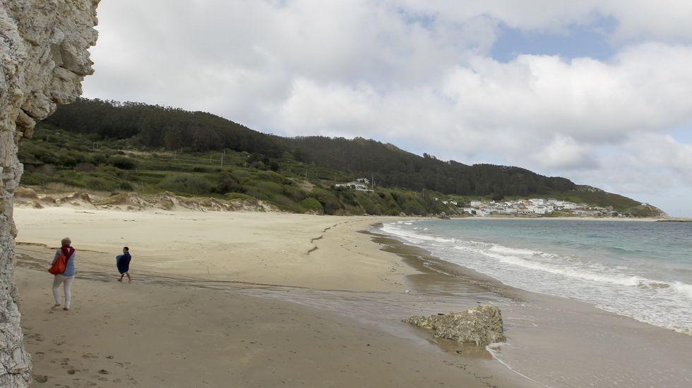 Mañón. Playa de Bares