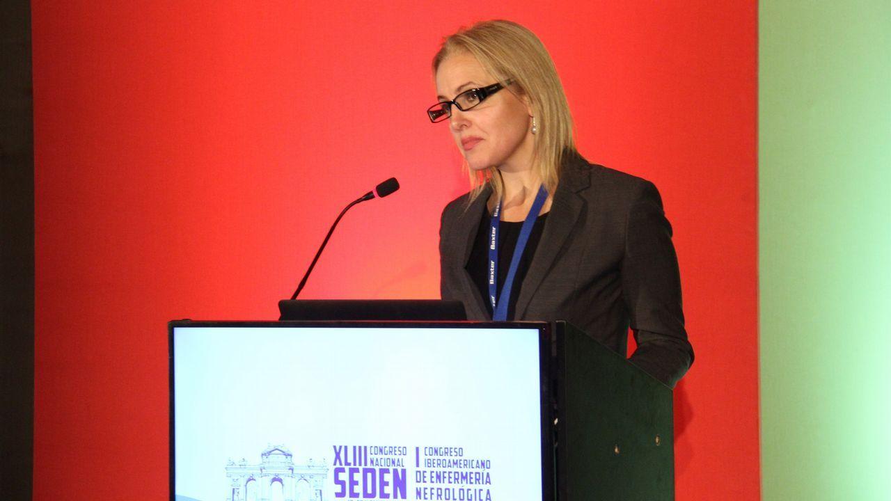 La directora de la Organización Nacional de Trasplantes (ONT), Beatriz Domínguez Gil