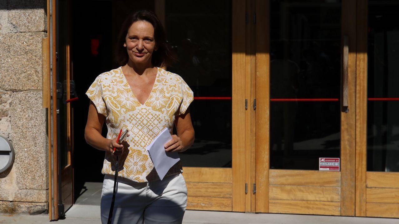 Carolina Bescansa: «Podo axudar a botar a Feijoo».No verán chegou o debate sobre as vantaxes de cambiar en Europa dúas veces ao ano a hora