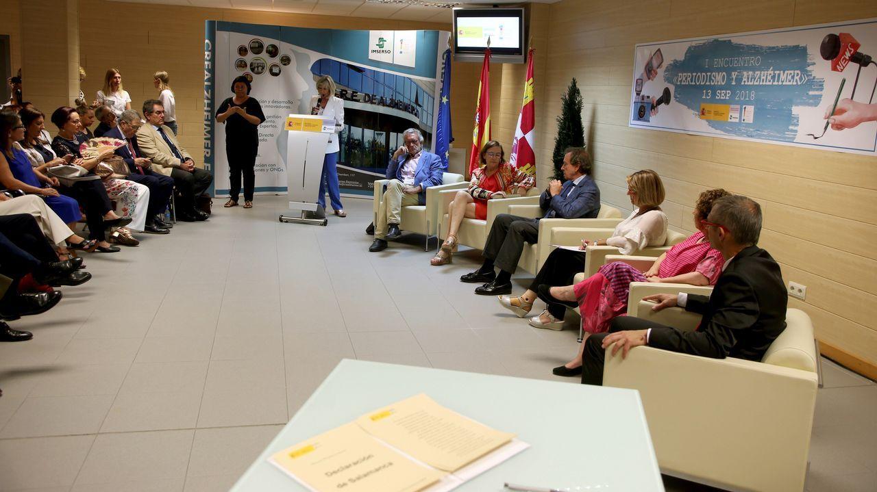 La oncóloga García Campelo participó en el trabajo, presentado en Canadá