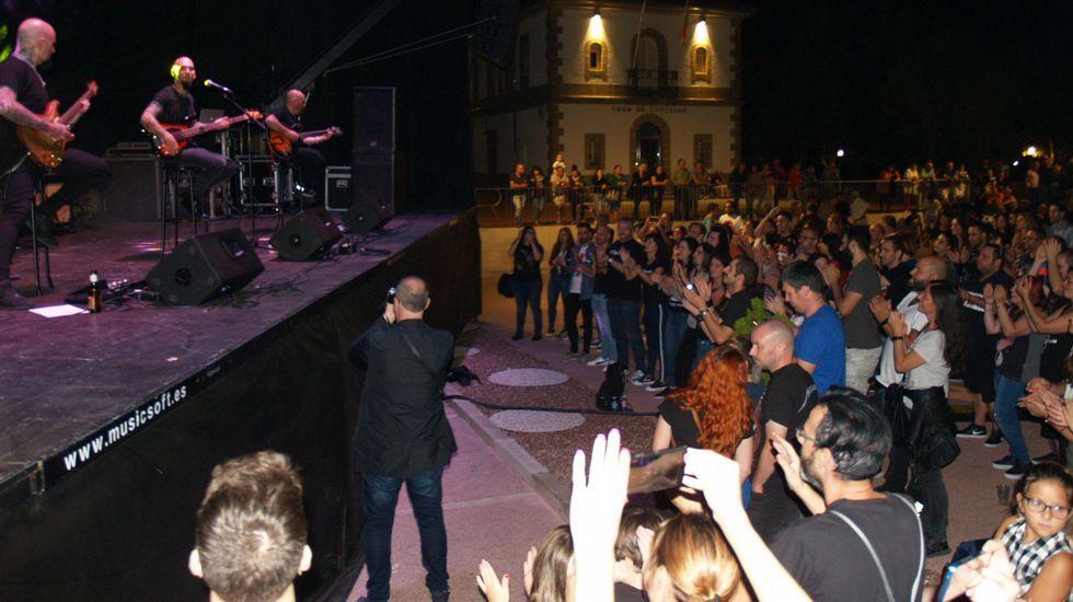 Las fotos delsegundo concierto de Sôber en Sober