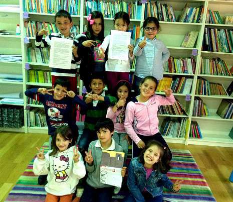 .El taller L-emos! escribió sobre la Muralla de Lugo.