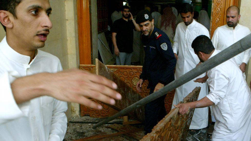 El ataque fue reivindicado por una organización afín al Estado Islámico en Arabia Saudí