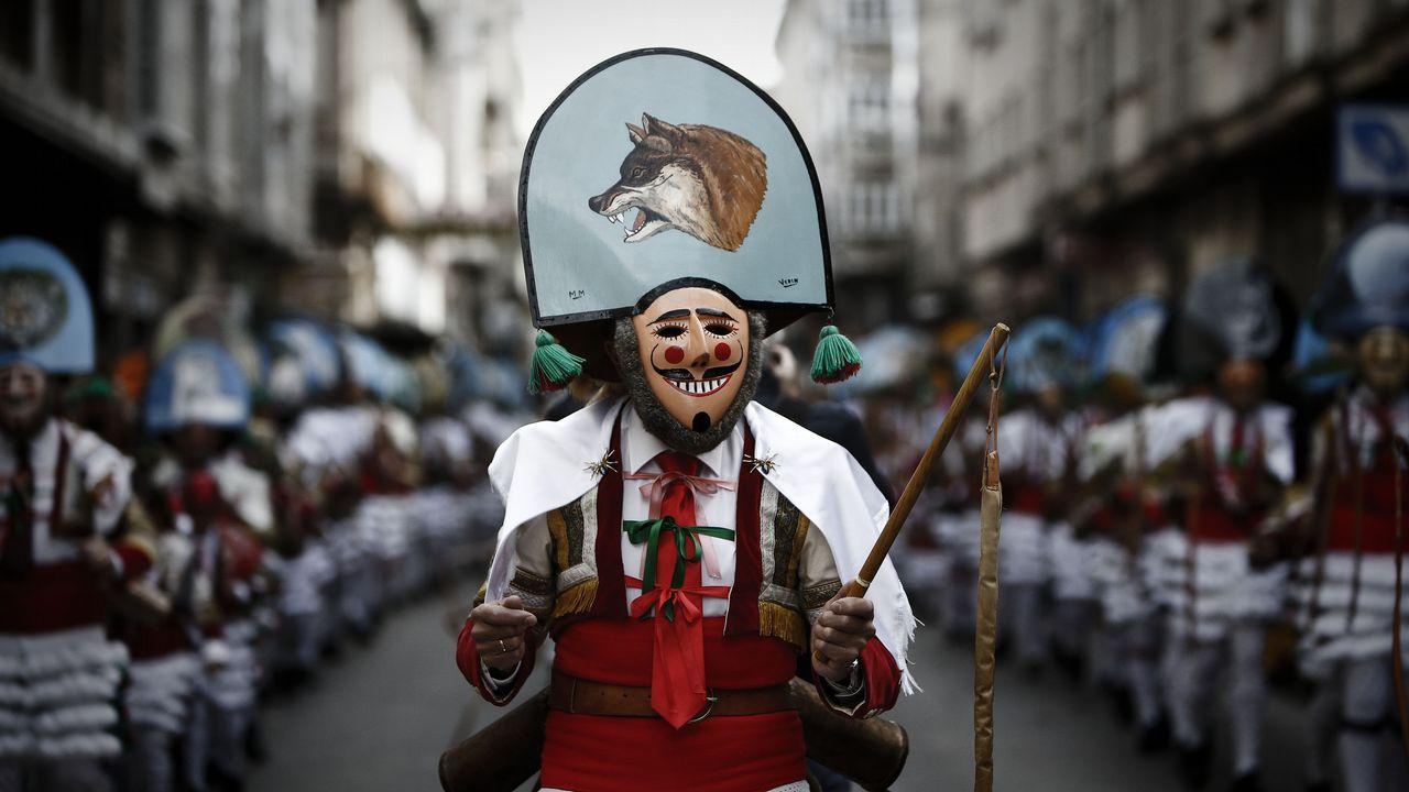 El gran desfile de Verín no defrauda