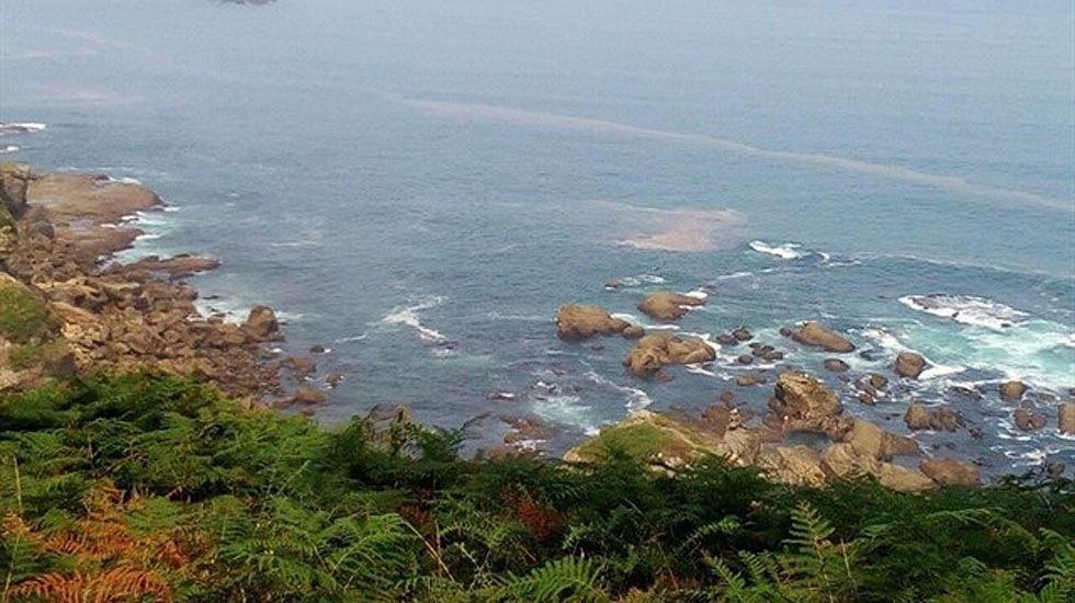 Supuestos vertidos en la costa de Gijón y Villaviciosa por la rotura del emisario de Peñarrubia.Vertidos en la costa de Gijón y Villaviciosa por la rotura del emisario de Peñarrubia