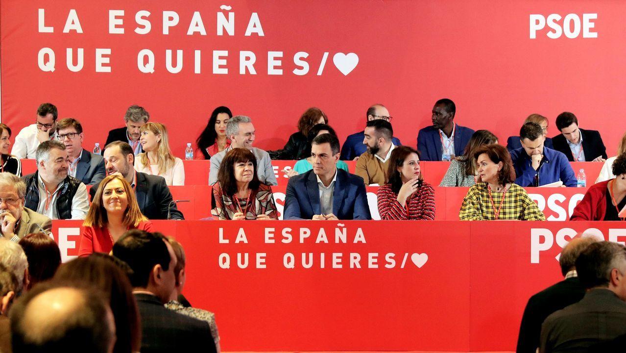 La primavera colorea Galicia.Borrell dijo que tiene que el plazo a Maduro tien que ser «corto», porque la situación es «insostenible».