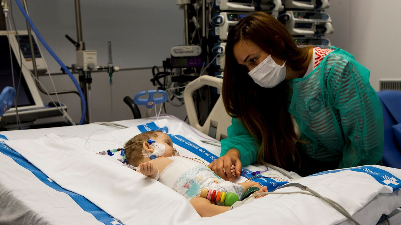 Otro 'milagro' de la medicina: el hígado que salvó dos vidas.Jesús Otero