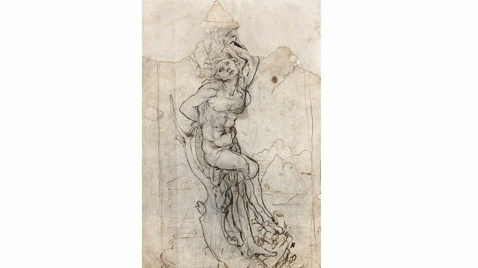 Cristian Gálvez descubre el verdadero rostro de Leonardo da Vinci.«Se non è vero, è ben trovato», dicen los italianos para expresar que algo resulta creíble aunque pueda resultar falso. Mensajes como el de esta imagen son hoy frecuentes en Internet