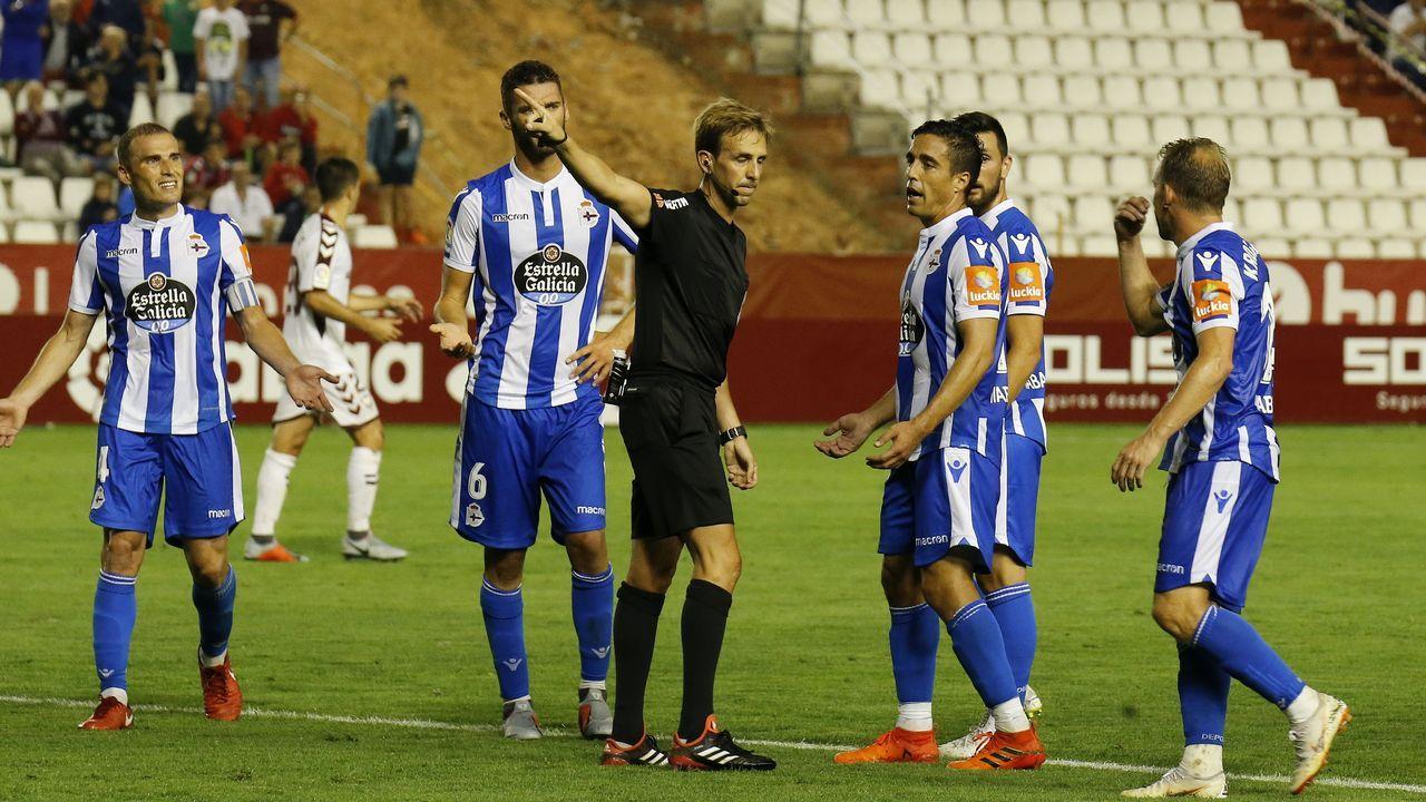 Pizarro Gómez expulsó a Krohn-Dehli por protestar el polémico penalti