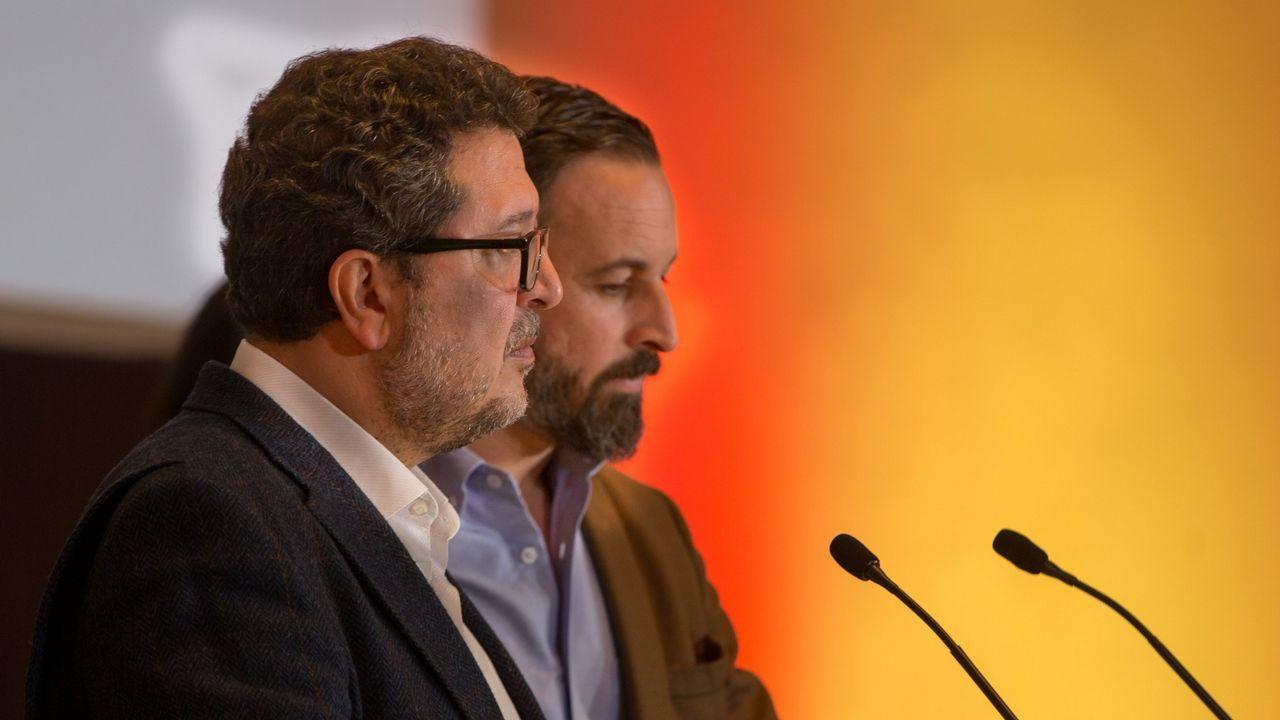VOX pone la derogación de las ayudas contra la violencia de género como condición al pacto en Andalucía