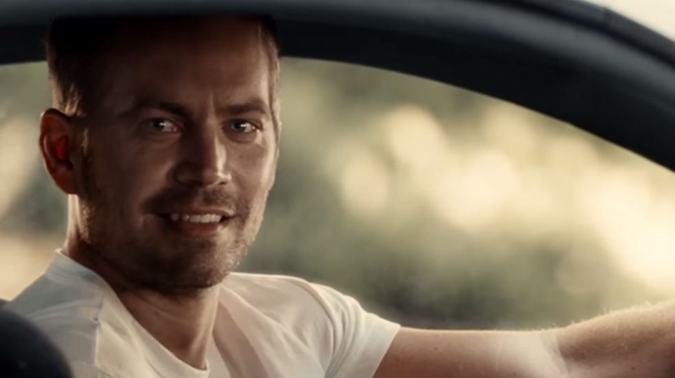 Así es «See you again», la canción homenaje de «Fast & Furious 7» a Paul Walker
