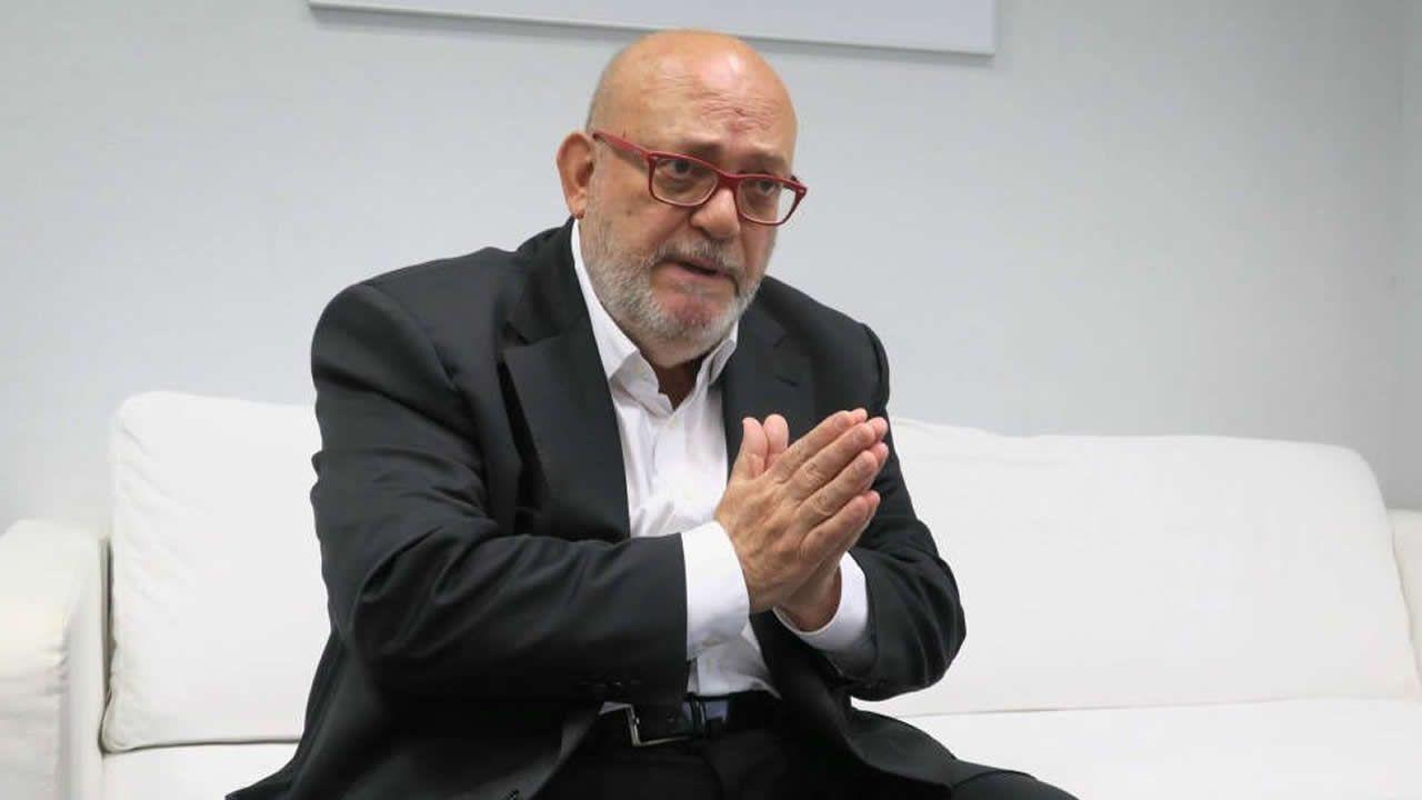 El conocido periodista Francisco Pérez Abellán falleció repentinamente a los 64 años