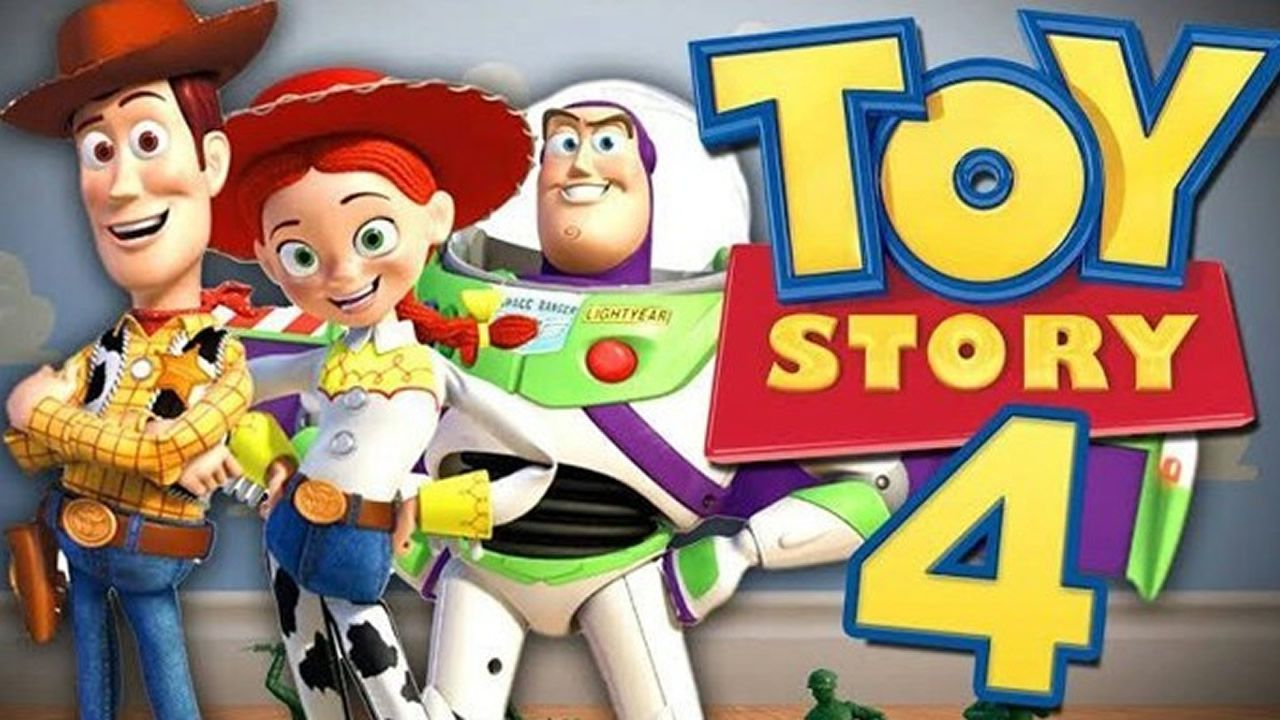 Trailer «Toy Story 4»