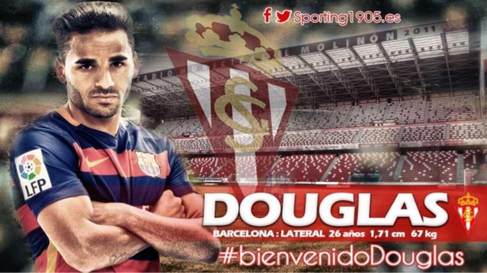 Las mejores fotos del Sporting-Deportivo.Douglas