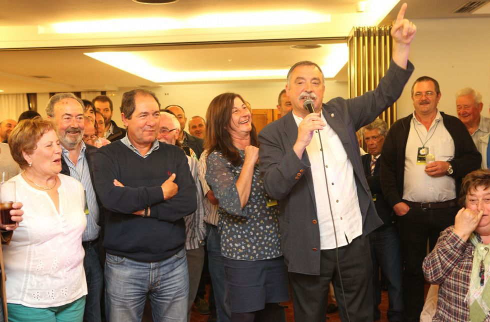 El alcalde se felicitó por los resultados logrados en los cuatro municipios donde concurrió.