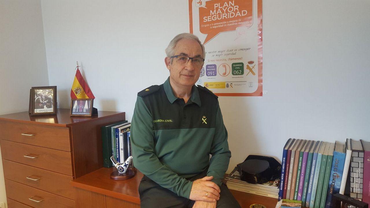 Francisco Conde: «Galicia tiene que ser atractiva para invertir, pero no a cualquier precio».El embalse de Belesar liberando agua para no llevar al limite de seguridad, en una imagen de archivo