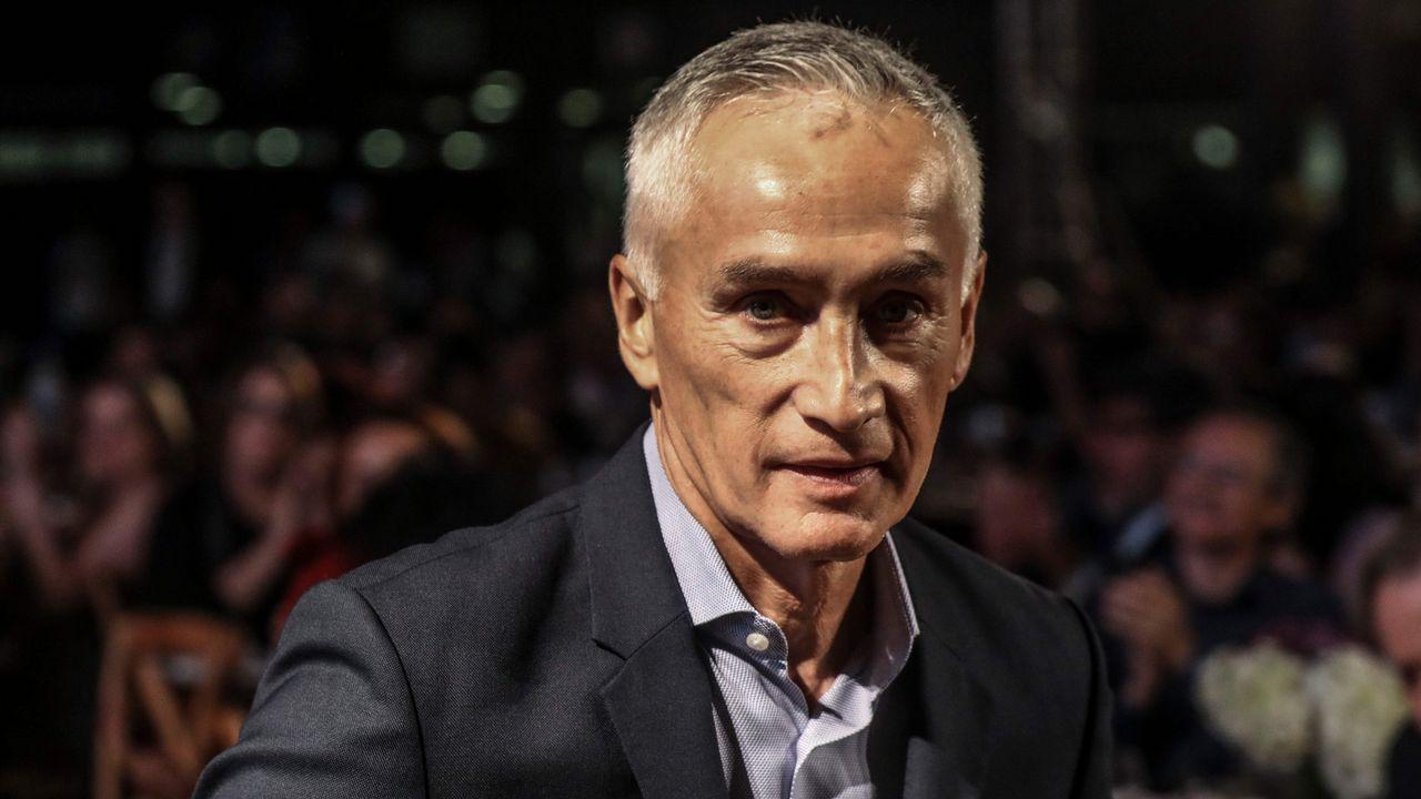 Jorge Ramos es periodista de Univisión y fue retenido contra su voluntad durante más de dos horas y media por el régimen madurista en el Palacio de Miraflores