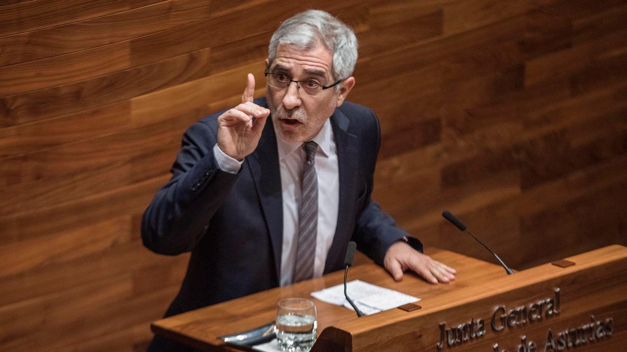 Las lecciones de Aznar y la respuesta del PP.Gaspar Llamazares