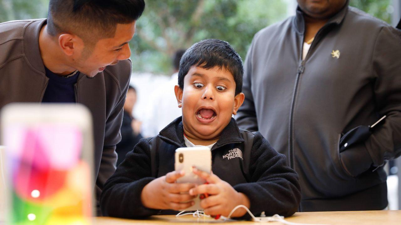 El nuevo iPhone desata la euforia.