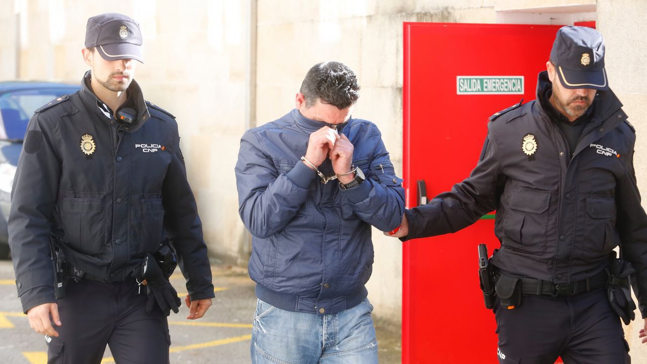 Fiscal y defensa explican lo ocurrido en la vista oral.La bicicleta presuntamente robada cuyo propietario busca la Policía