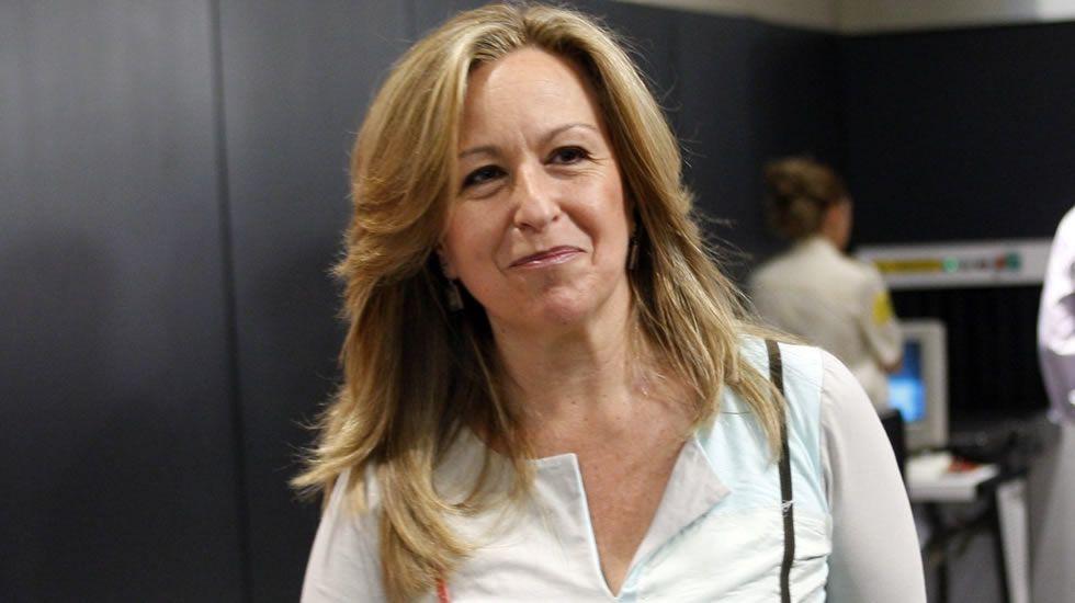 Trinidad Jiménez. Exministra (PSOE). Ha aplazado su ingreso por la situación política