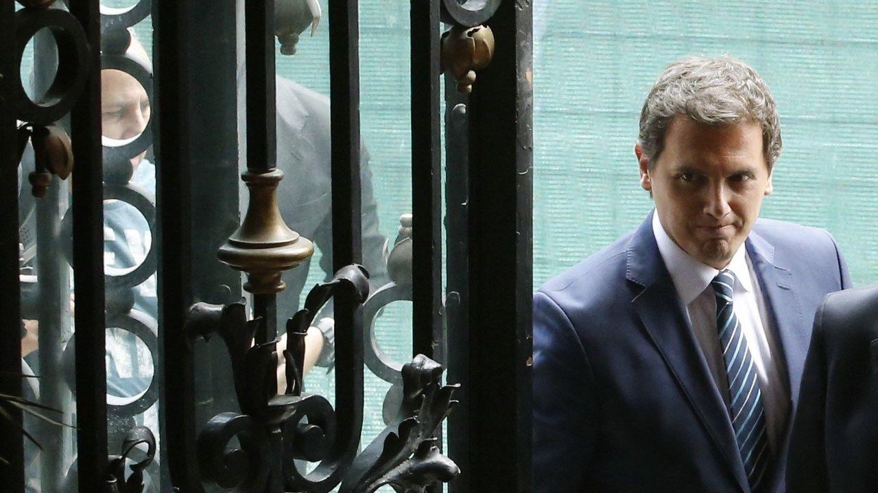 .Rivera es partidario de volver a aplicar el 155 porque los independentistas «siguen amenazando con la rebelión»