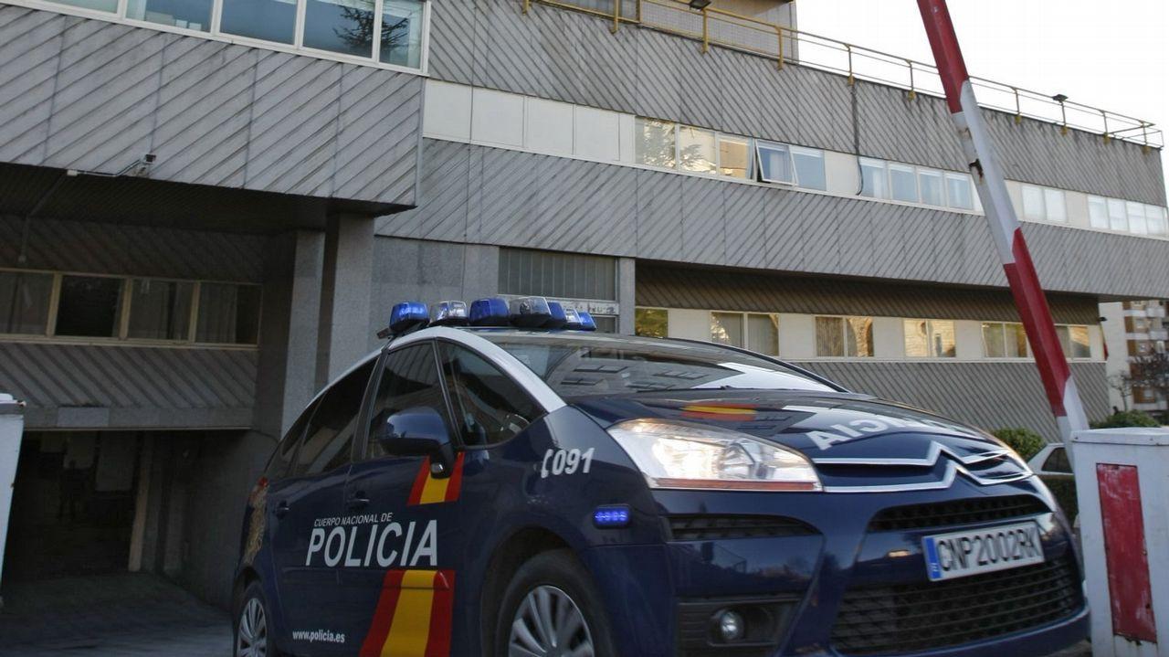 Hospital de Cabueñes, en Gijón.Victorino Alonso
