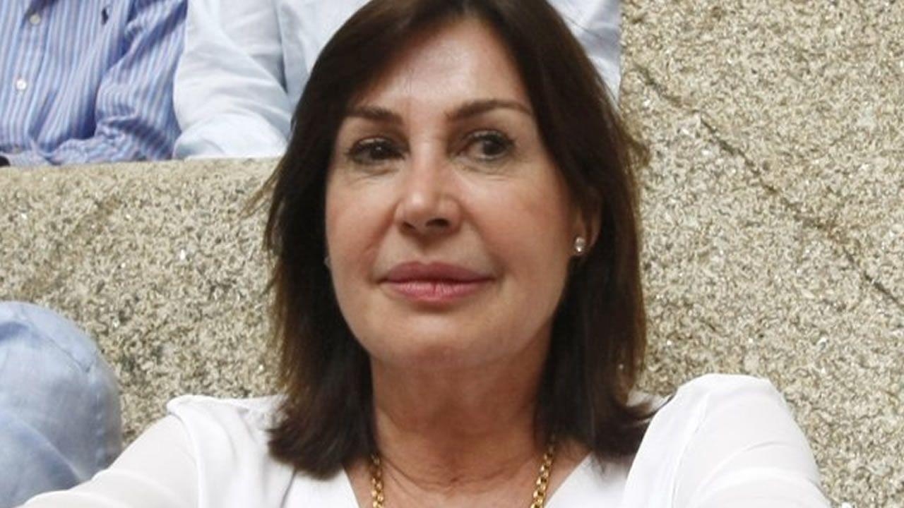 Carmen Martínez-Bordiú, nueva duquesa de Franco