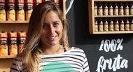 Lucía Martiño acabó la prueba en la novena posición.