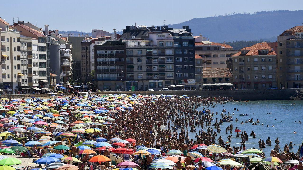 El Petrel I, en A Coruña .La red se dedicaba fundamentalmente a productos de iluminación y electrónica