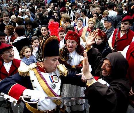 La Reconquista es Festa de Interese Galego.