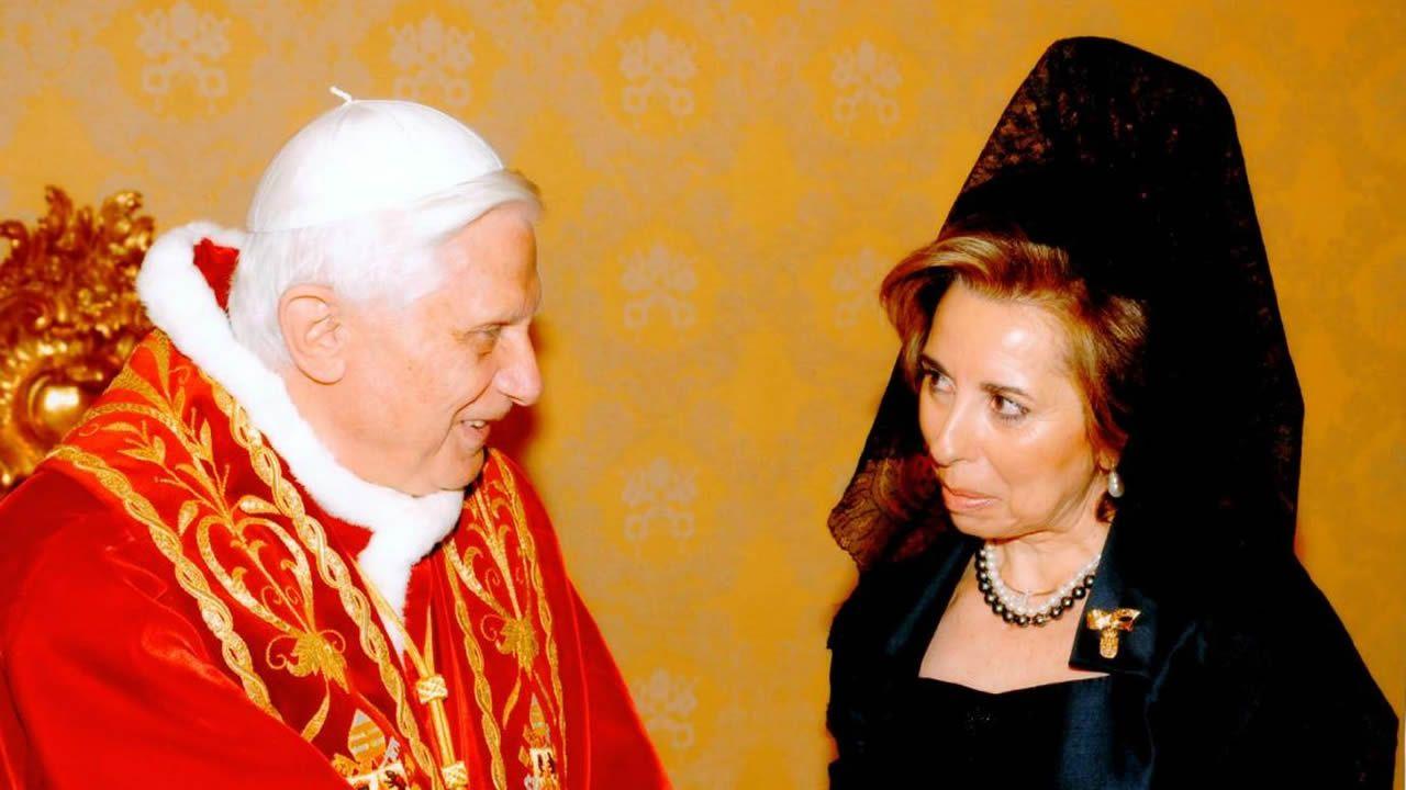 Marta Ortega participa en el nuevoanuncio de Massimo Dutti